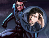 Adam Driver lehet Robin a Batman vs Superman-ben