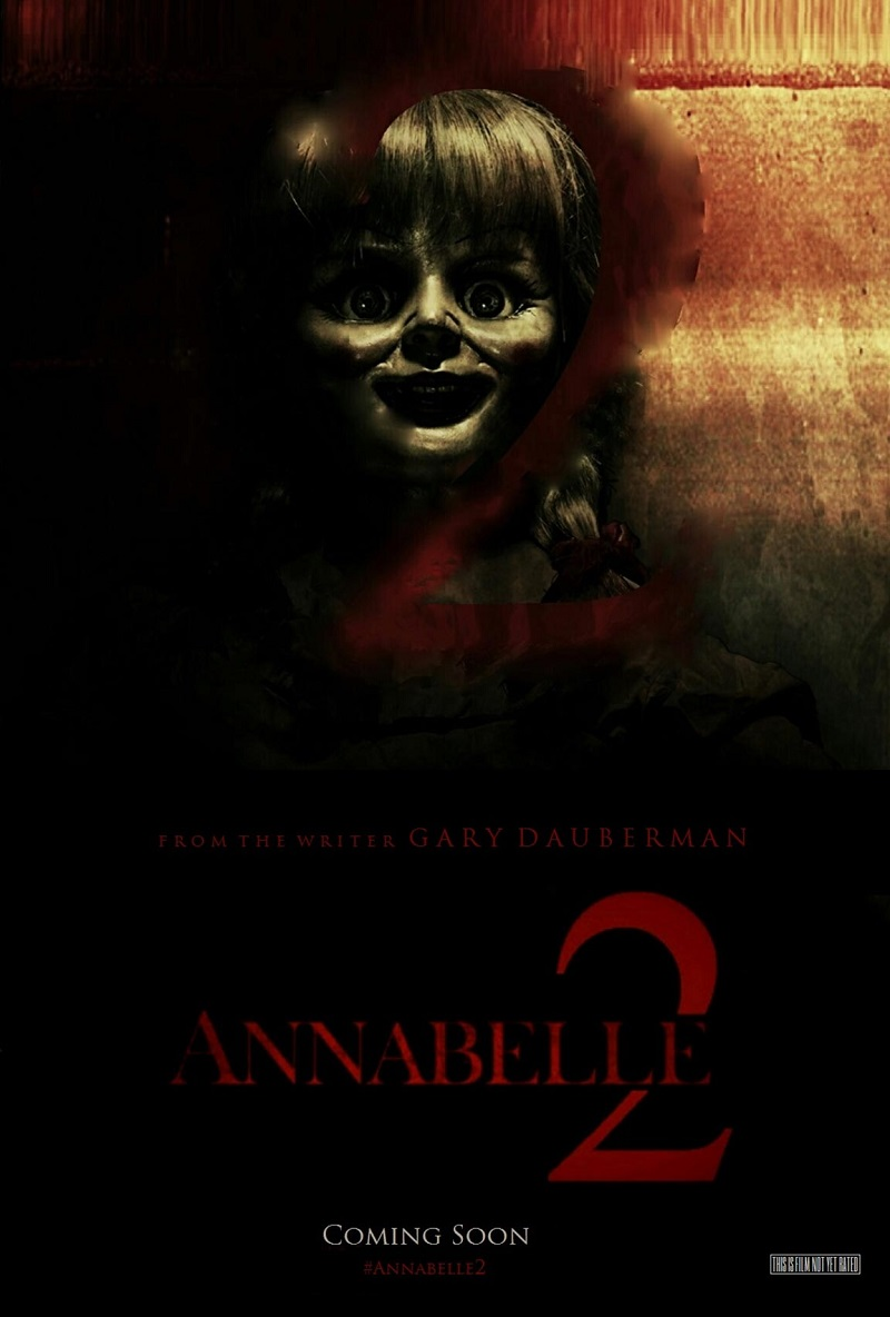 annabelle-2-poster