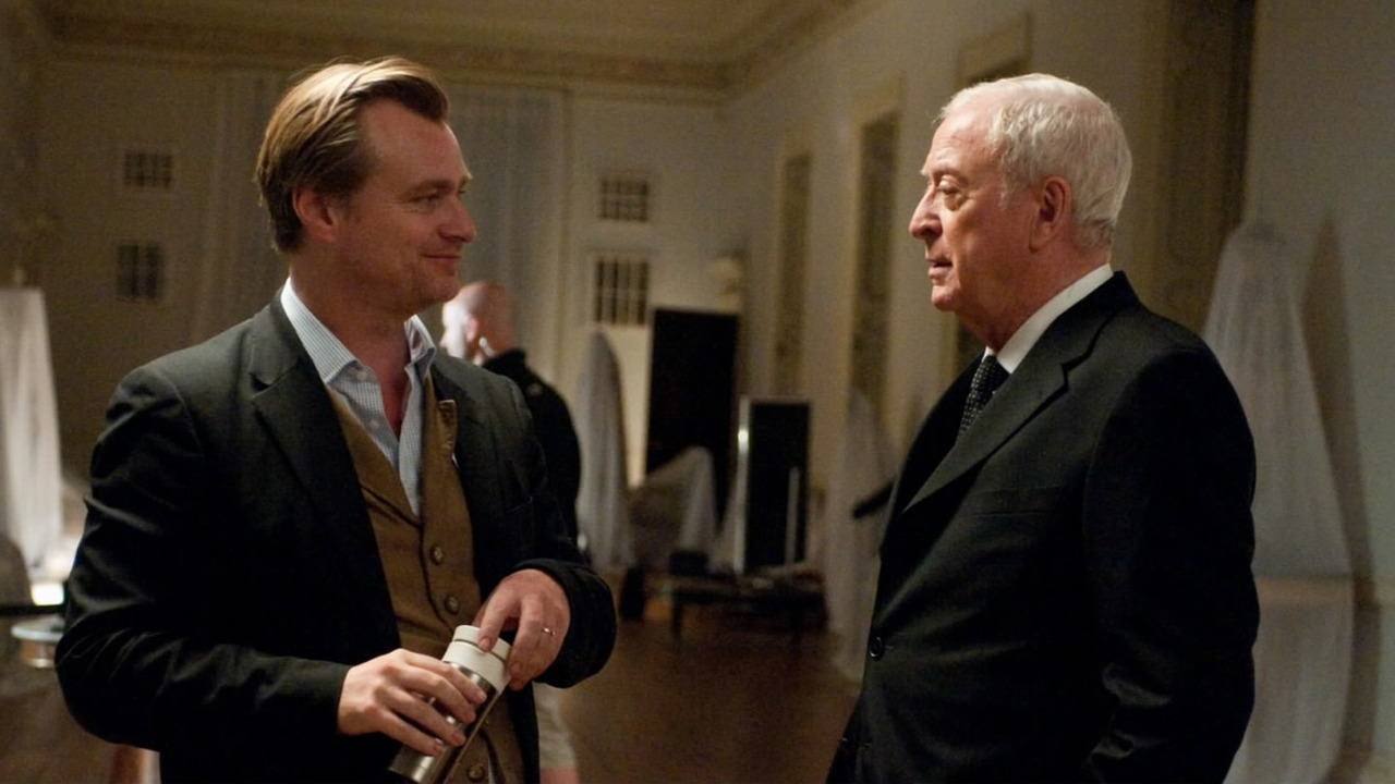 Christopher Nolan – Michael Caine