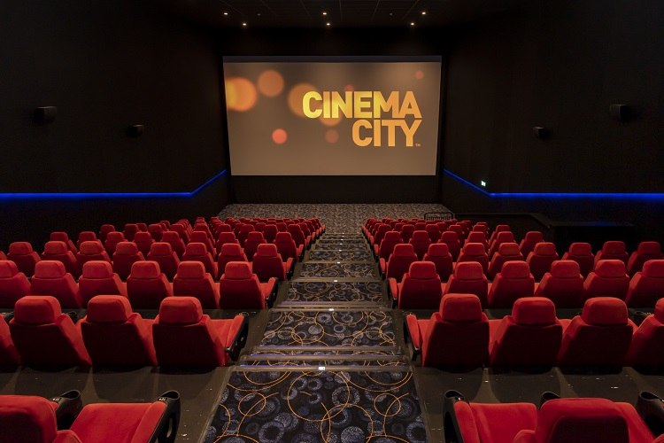 Cinema City terem