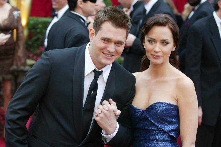 Emily-Blunt-Michael-Buble