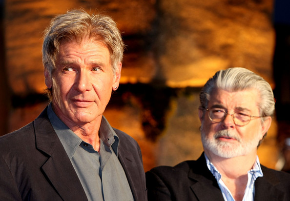 George Lucas - Harrison Ford