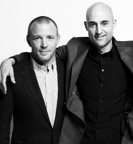 Guy Ritchie – Mark Strong