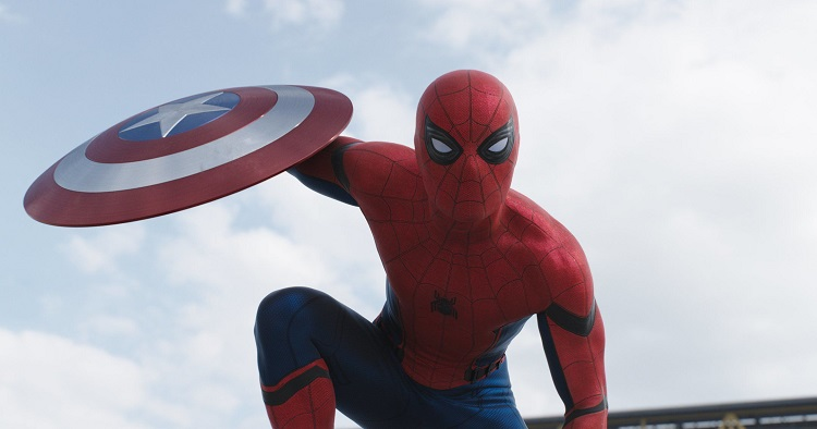 spiderman-captain america
