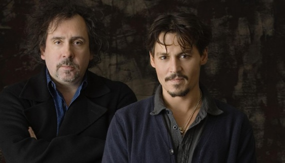 Tim Burton - Johnny Depp